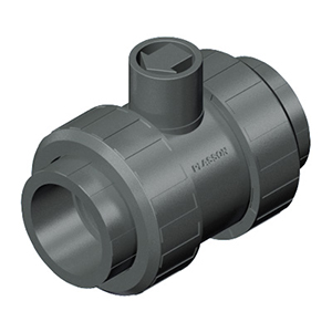 Fitting of Check Valve - Threaded